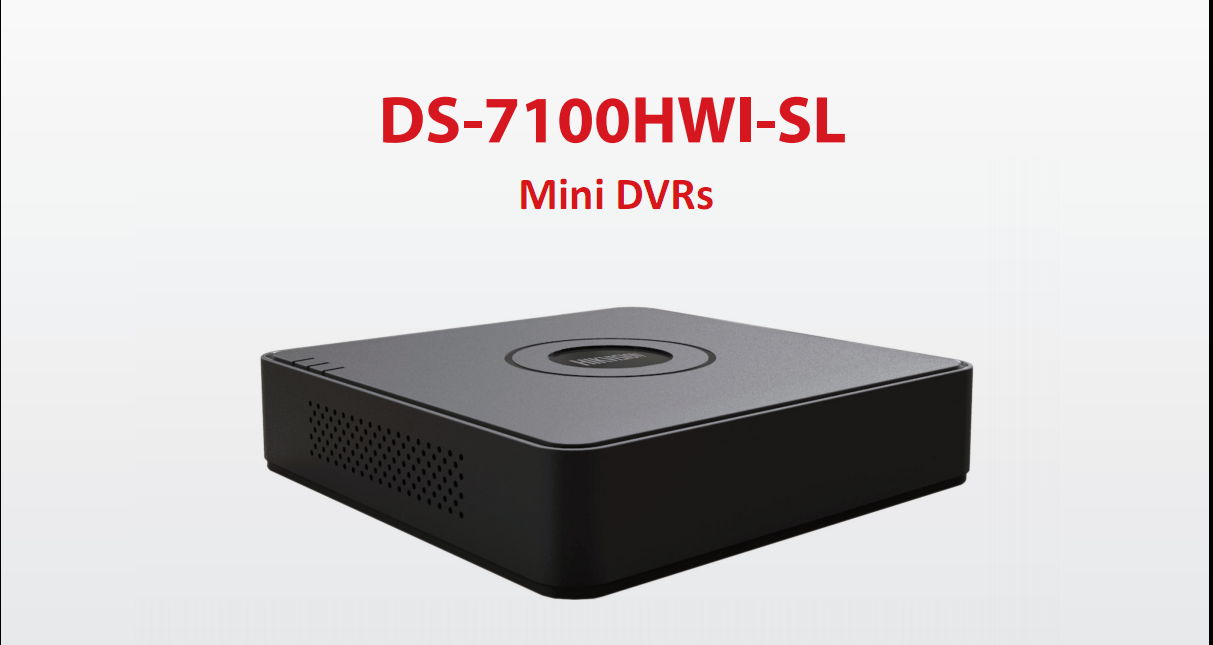 DVR 4,8,16 Channel